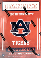 2016 Panini Collegiate Series Auburn Tigers Blaster Box with (10) Packs at PristineAuction.com