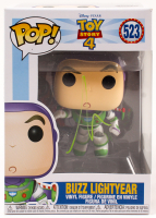 "Tim Allen Signed ""Toy Story 4"" #523 Buzz Lightyear Funko Pop! Vinyl Figure (JSA COA) at PristineAuction.com"