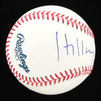 Hillary Rodham Clinton Signed OML Baseball (JSA Hologram) at PristineAuction.com