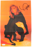 Taylor Swift Signed 9.5x14 Photo (JSA COA) at PristineAuction.com