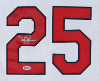 Mark McGwire Signed Jersey (Beckett COA) at PristineAuction.com