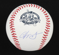 Chipper Jones Signed Jones Commemorative OML Baseball (MLB Hologram) at PristineAuction.com
