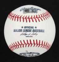 Chipper Jones Signed Jones Commemorative OML Baseball (MLB Hologram) at PristineAuction.com