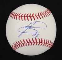 Jurickson Profar Signed OML Baseball (PSA COA) at PristineAuction.com