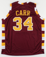 """Austin Carr Signed Jersey Inscribed """"71 1st Pick"""" (Playball Ink Hologram) at PristineAuction.com"""