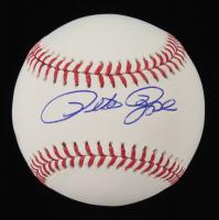 Pete Rose Signed OML Baseball (Fiterman Hologram) at PristineAuction.com