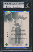 Jack Nicklaus Signed 2001 SP Authentic Honor Roll #HR13 (BGS Encapsulated) at PristineAuction.com