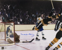 Bobby Orr Signed Bruins 16x20 Photo (Beckett COA & Orr COA) at PristineAuction.com