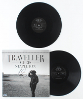 "Chris Stapleton Signed ""Traveller"" Vinyl Record Album (Beckett COA) at PristineAuction.com"