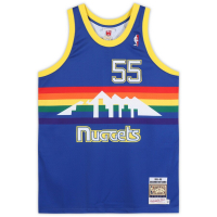 """Dikembe Mutombo Signed Nuggets Jersey Inscribed """"HOF 15"""" (Fanatics Hologram) at PristineAuction.com"""
