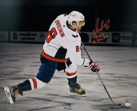 "Alexander Ovechkin Signed Capitals 16x20 LE Photo Inscribed ""700 G 2/22/20"" (Fanatics Hologram) at PristineAuction.com"