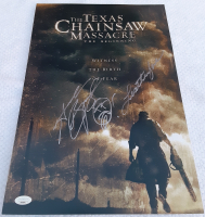 """Andrew Bryniarski Signed """"The Texas Chainsaw Massacre: The Beginning"""" 11x17 Movie Poster Inscribed """"Leatherface"""" (JSA COA) at PristineAuction.com"""