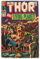 "1966 ""The Mighty Thor"" Issue #133 Marvel Comic Book at PristineAuction.com"