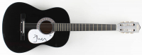 "John Mellencamp Signed 38"" Acoustic Guitar (Beckett COA) at PristineAuction.com"