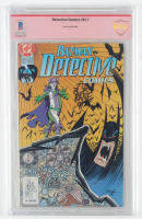 "Bob Kane signed 1990 ""Batman"" Issue #617 DC Comic Book (CBCS Encapsulated) at PristineAuction.com"