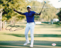 Cameron Champ Signed 11x14 Photo (PSA COA) at PristineAuction.com