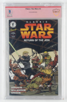 "Mark Hamill Signed 1994 ""Classic Star Wars: Return of the Jedi"" Issue #2 Dark Horse Comics Comic Book (CBCS Encapsulated) at PristineAuction.com"