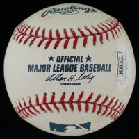 Will Clark Signed OML Baseball (JSA COA) at PristineAuction.com