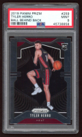 Tyler Herro 2019-20 Panini Prizm Rookie Variations #259 RC (PSA 9) at PristineAuction.com