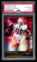 Patrick Willis Signed 2011 Absolute Memorabilia #86 (PSA Encapsulated) at PristineAuction.com