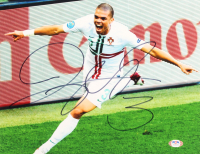 Pepe Signed Portugal 11x14 Photo (PSA COA) at PristineAuction.com