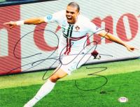 Pepe Signed Portugal 11x14 Photo (PSA COA) at PristineAuction.com