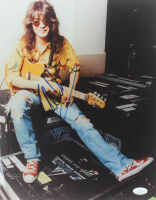 Eddie Van Halen Signed 11x14 Photo (JSA Hologram) at PristineAuction.com