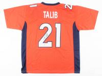 Aquib Talib Signed Jersey (PSA COA) at PristineAuction.com