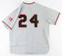 Willie Mays Signed Giants Jersey (PSA COA) at PristineAuction.com