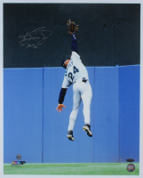 "Ken Griffey Jr. Signed Mariners 16x20 Photo Inscribed ""HOF 16"" (TriStar COA) at PristineAuction.com"