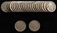 Lot of (25) Buffalo Nickels at PristineAuction.com