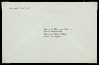 John F. Kennedy Signed 14x21.5 Custom Framed Letter (JSA ALOA) at PristineAuction.com