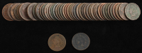 Lot of (25) Indian Head One Cents at PristineAuction.com