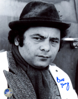 """Burt Young Signed """"Rocky"""" 8x10 Photo (Pro Player Hologram) at PristineAuction.com"""