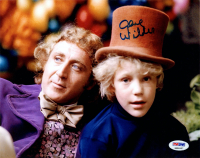 """Gene Wilder Signed """"Willy Wonka & the Chocolate Factory"""" 8x10 Photo (PSA COA) at PristineAuction.com"""