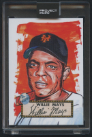 Willie Mays Topps Project 2020 #143 Blake Jamieson (Project 2020 Encapsulated) at PristineAuction.com
