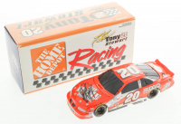 Tony Stewart Signed LE #20 Home Depot 1999 Pontiac 1:24 Scale Die-Cast Car (JSA COA) at PristineAuction.com