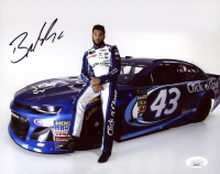 Bubba Wallace Signed NASCAR 8x10 Photo (JSA COA) at PristineAuction.com