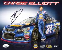 Chase Elliott Signed NASCAR 8x10 Photo (JSA COA) at PristineAuction.com