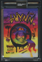 Tony Gwynn Topps Project 2020 #135 by Gregory Siff (Project 2020 Encapsulated) at PristineAuction.com