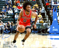 Coby White Signed Bulls 8x10 Photo (JSA COA) at PristineAuction.com