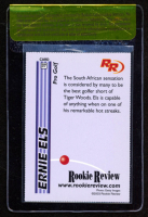Ernie Els Signed 2003 Rookie Review #37 (BGS Authentic) at PristineAuction.com