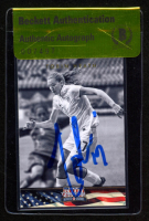 Tobin Heath Signed 2012 Americana Heroes and Legends #120 (BGS Authentic) at PristineAuction.com