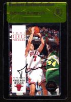 Toni Kukoc Signed 1993-94 SkyBox Premium #207 RC (BGS Authentic) at PristineAuction.com