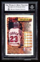 Michael Jordan 1993-94 Finest Refractors #1 (BGS 8.5) at PristineAuction.com
