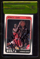 Horace Grant Signed 1988-89 Fleer #16 RC (BGS Authentic) at PristineAuction.com