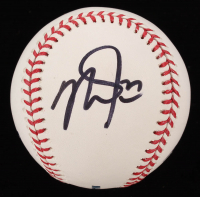Mike Trout Signed OML Baseball (PSA COA) at PristineAuction.com
