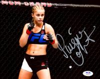 Paige VanZant Signed UFC 8x10 Photo (PSA COA) at PristineAuction.com