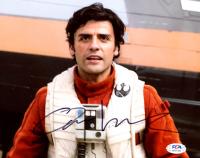 "Oscar Isaac Signed ""Star Wars: The Force Awakens"" 8x10 Photo (PSA COA) at PristineAuction.com"