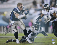 Jason Witten Signed Cowboys 16x20 Photo (Beckett Hologram & Witten Hologram) at PristineAuction.com